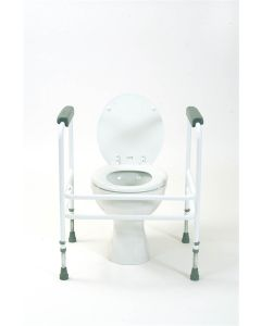 Toilet Surrounds - Bariatric