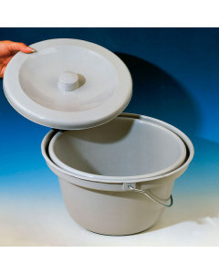 Commode Chair Bucket