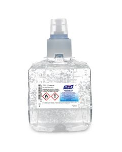 Purell Advanced Hygienic LTX-12 Refills (1200ml x 2)