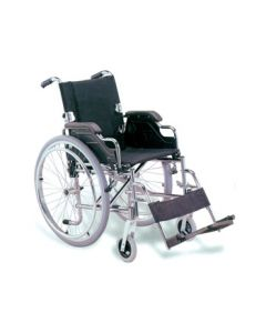 Royal Chromed Wheelchair