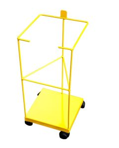 Sharps Trolley - Standard 65.5 x 30 x 30 cm