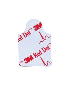 3M Red Dot Resting Electrodes (1000)