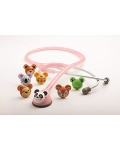 ADSCOPE ADIMAL Stethoscope, Pediatric