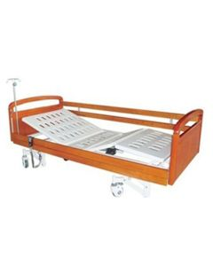 Wood Homecare Bed
