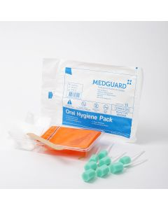 Medguard Sterile Oral Swab Mouthcare Pack (40)