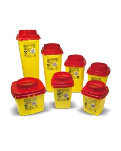 Sharps Containers - CS Line - Square