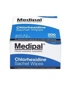 Medipal Chlorhexidine Surface Wipes