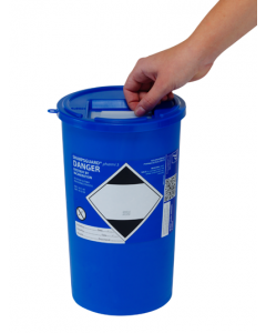 Sharpsguard Pharmi Container 5L