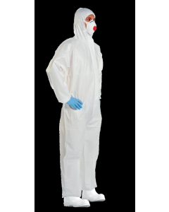 Guardwe  Hooded Protective Coverall  5/6 (25)