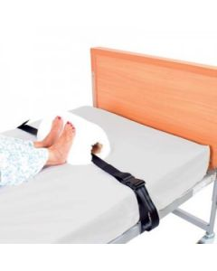 Foot Bed Wedge with Straps