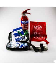 Family House Fire Protection Kit