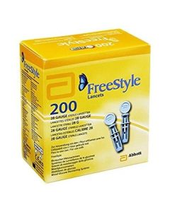 Freestyle 28g Lancets (200)