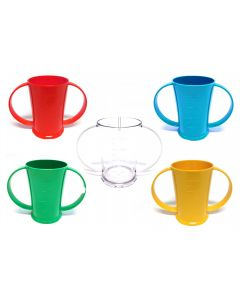 Harfield 2 Handled Beaker and Spouts