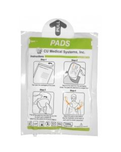 iPAD SP1 Dual Use Adult/Child Electrode Pads (Pair)
