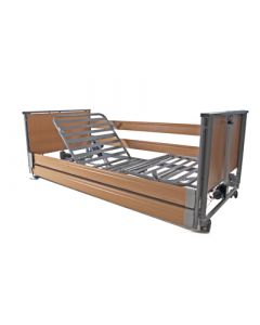 Woburn Community Low Profiling Bed and Side Rails