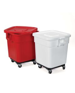 Huskee Bin with Lid and Wheels