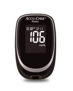 ACCU-CHEK Performa Nano Glucose Meter (mmol/L only) and Accessories