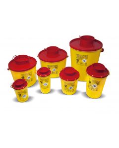 Sharps Containers - PBS  Line - Round