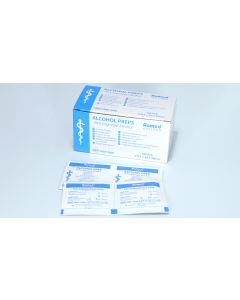 Romed Alcohol Prep Pads (100)