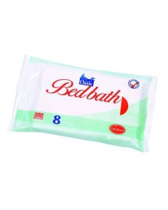 Oasis Bed Bath Wipes