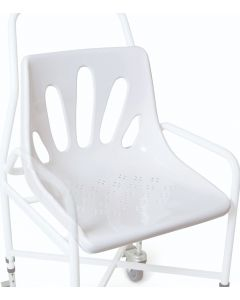 Mobile Utility Shower Chair – Adjustable Height
