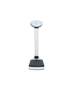 SECA Column scales with BMI function / Measuring Rods