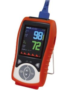Safe Heart Handheld Pulse Oximeter and Probes