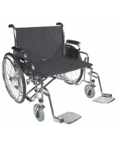 "Drive Bariatric Wheelchair Sentra - 26"" / 66cm"