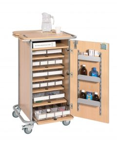 Unit Dosage System (UDS) Trolley - Small