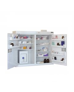 MC9 Medicine Outer Cabinet with CDC21 Controlled Drug Inner