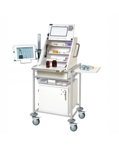 Ward Drug Dispensing Trolley for iPad/Tablet or Laptop