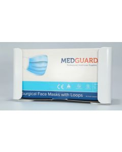 Surgical Mask Dispenser with Lifelong Antimicrobial Protection