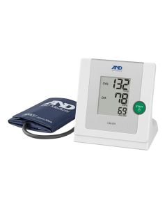 A&D Medical UM-201 Blood Pressure Monitor - Irregular Heart Beat Indicator and Accessories